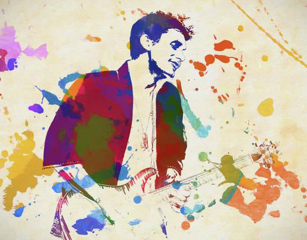 Wall Art - Painting - John Mayer by Dan Sproul