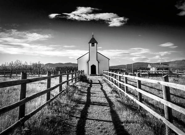 Photograph - John Mcdougall's Church 002 by Philip Rispin