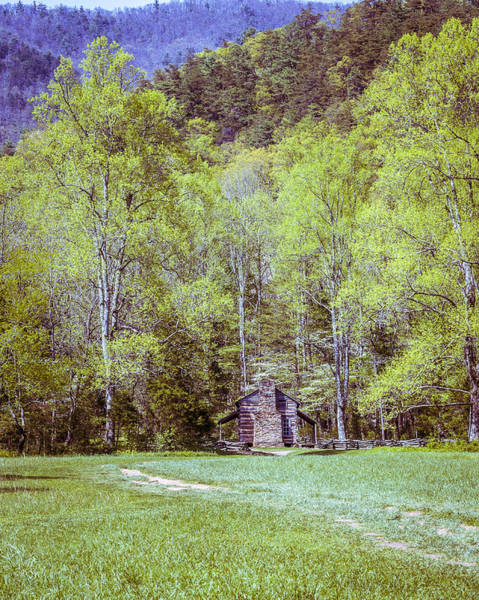 Photograph - John Oliver Homestead by Jack R Perry