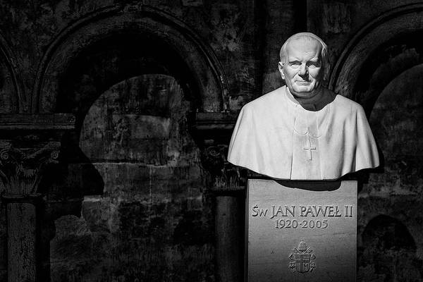 Wall Art - Photograph - John Paul II by Stephen Stookey