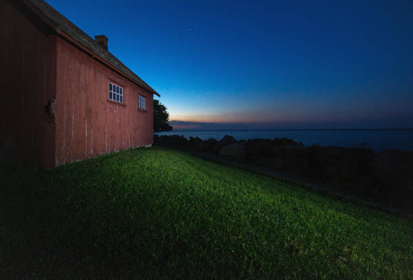 Wall Art - Photograph - John R. Park Homestead - Sunrise by Cale Best