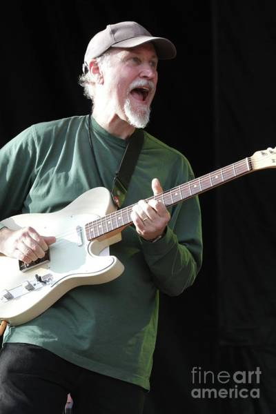 Phil Lesh Photograph - John Scofield  by Concert Photos