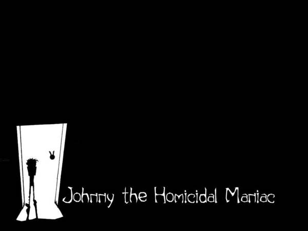 Pattern Digital Art - Johnny The Homicidal Maniac by Maye Loeser
