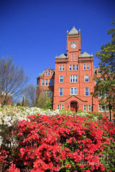 Photograph - Johnson C Smith University by Jill Lang