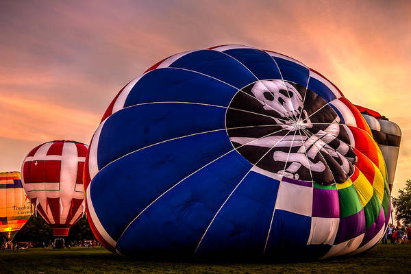 Photograph - Jolly Roger by Ron Pate
