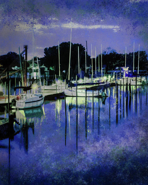 Photograph - Jolly Roger Sailing Club by Michael Arend