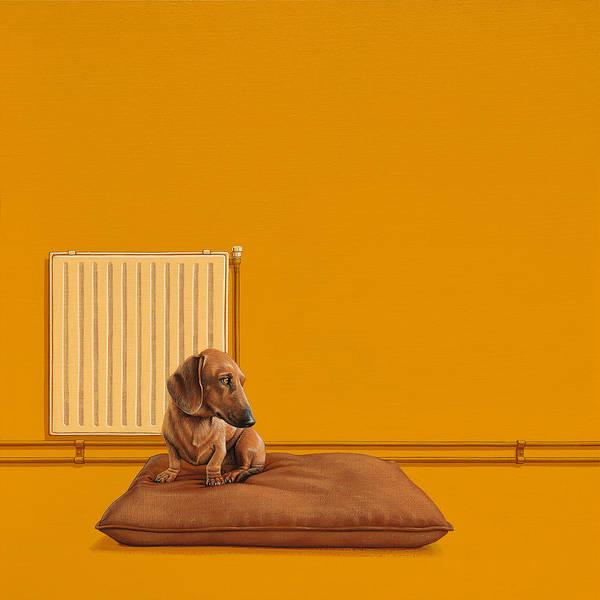 Pet Painting - Jonas by Jasper Oostland