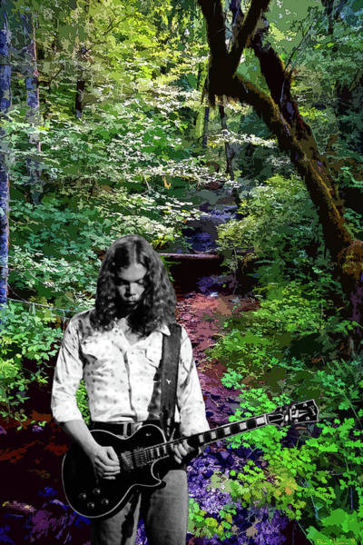 Photograph - Jones Creek Rock And Roll by Ben Upham