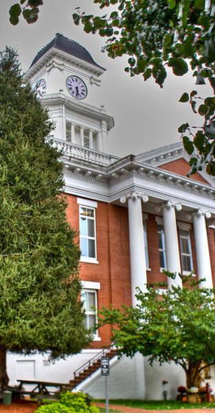 Courthouse Towers Wall Art - Photograph - Jonesborough Courthouse Tennessee by Douglas Barnett
