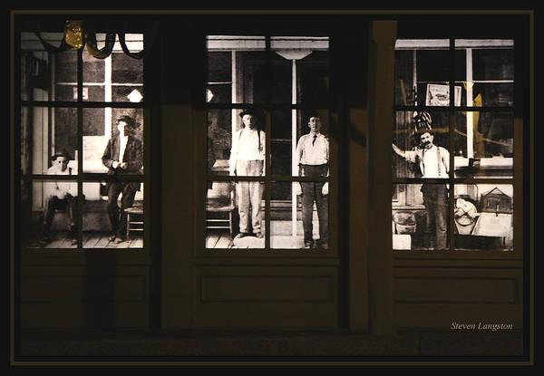 Wall Art - Photograph - Jonesborough Tennessee 15 by Steven Lebron Langston