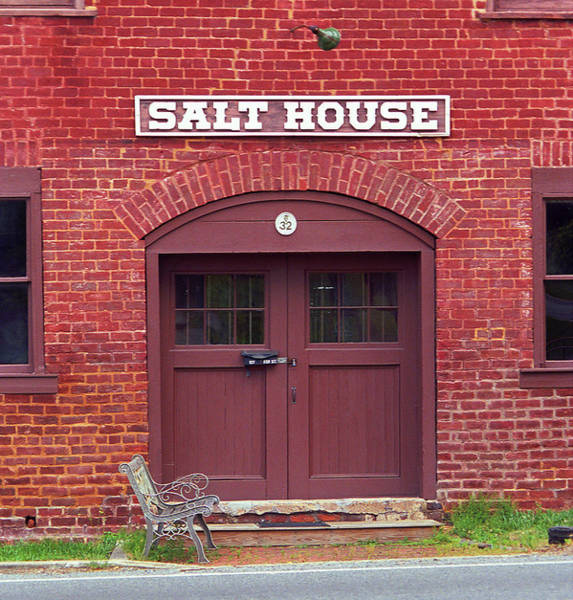 Photograph - Jonesborough, Tennessee - Salt House 2 by Frank Romeo
