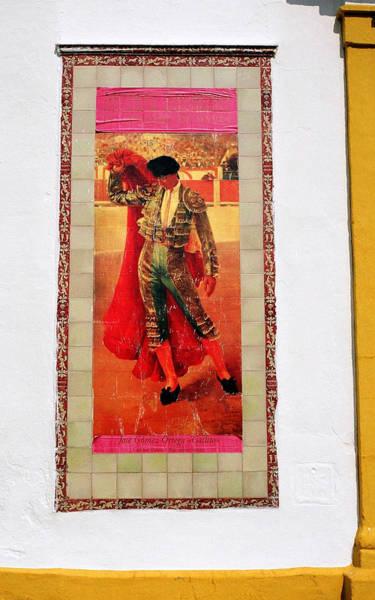 Jose Gomez Ortega Art Print