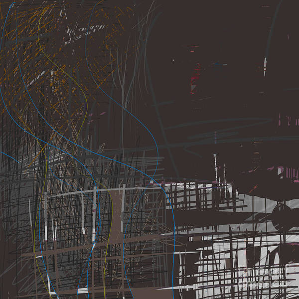 Digital Art - Joshua  by Robin Maria Pedrero