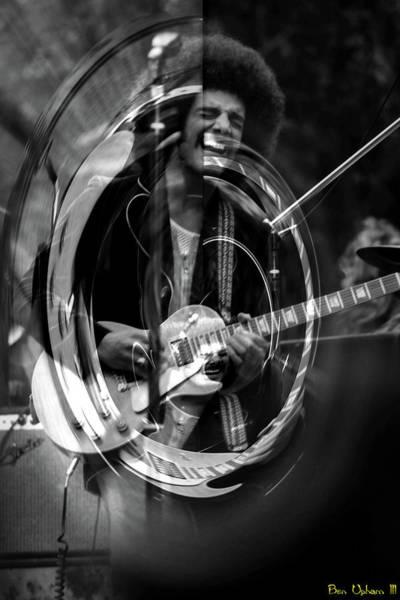 Photograph - Journey #21 Enhanced Bw by Ben Upham