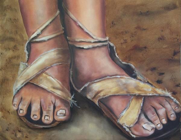 Painting - Journey by Joni McPherson