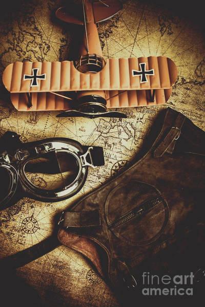 Photograph - Journey Of An Antique Pilot by Jorgo Photography - Wall Art Gallery