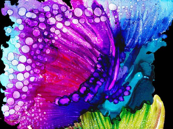 Painting - Joy Bird by Angela Treat Lyon