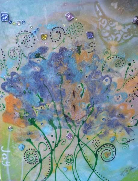 Painting - Joy By Mimi Stirn by MiMi Stirn
