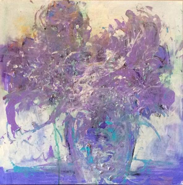 Painting - Joy by Karen Ann Patton