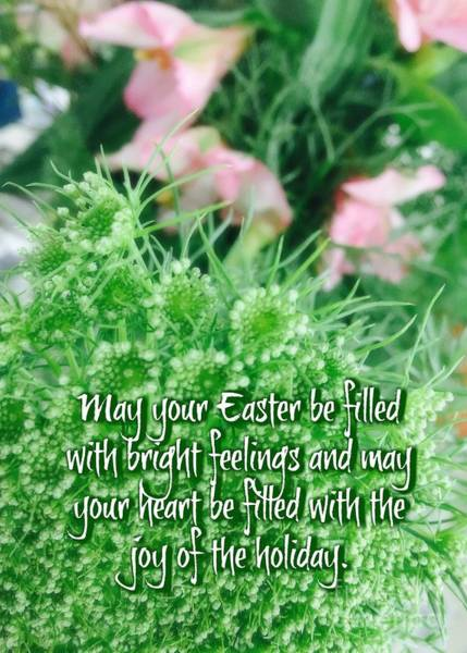 Photograph - Joy Of Easter by Jenny Revitz Soper