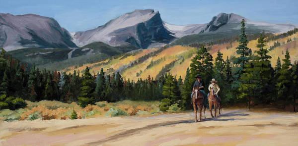 Painting - Joy Ride by Mary Giacomini