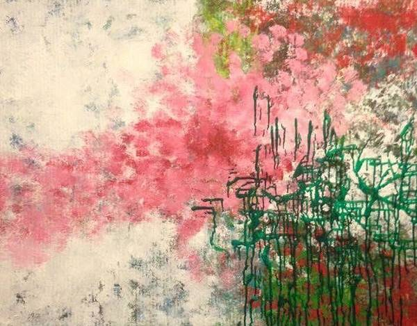 Painting - Joy by Samimah Houston
