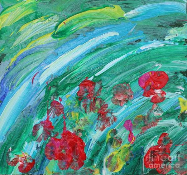 Painting - JOY by Sarahleah Hankes