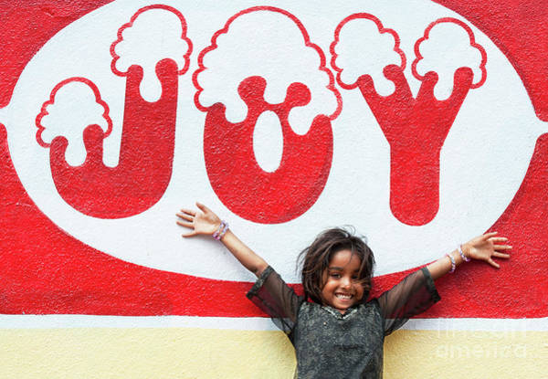 Wall Art - Photograph - Joy by Tim Gainey