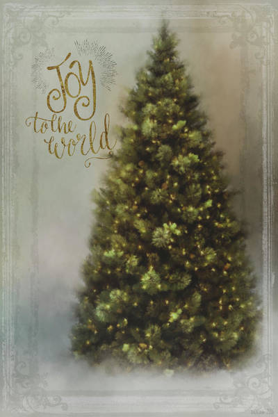 Photograph - Joy To The World by Teresa Wilson