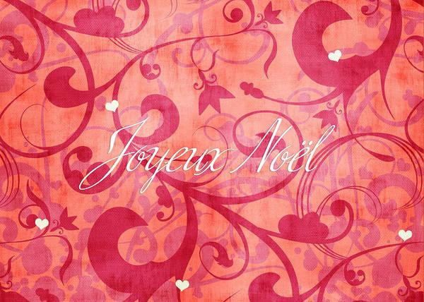 Xmas Digital Art - Joyeux Noel  by Maggie Terlecki
