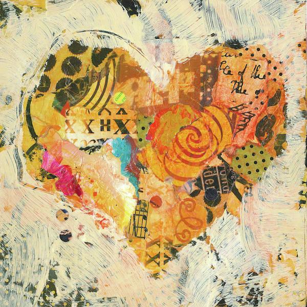 Painting - Joyful Heart 12 by Shelli Walters