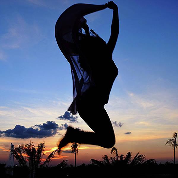 Photograph - Joyful Jump by Atullya N Srivastava