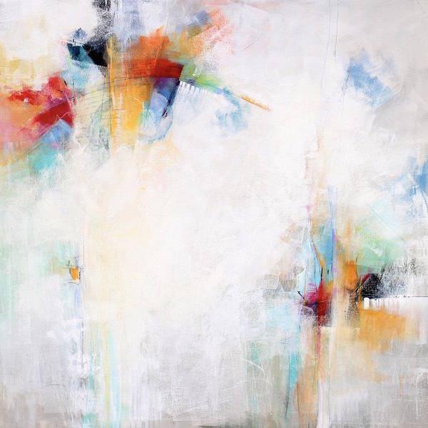Wall Art - Painting - Joyful by Karen Hale