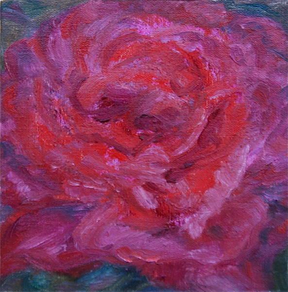Painting - Joyful by Quin Sweetman