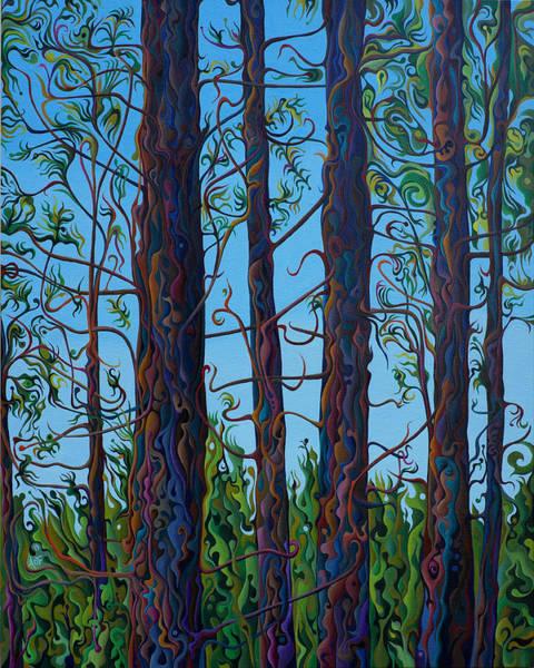 Painting - Jubilant Communitree by Amy Ferrari