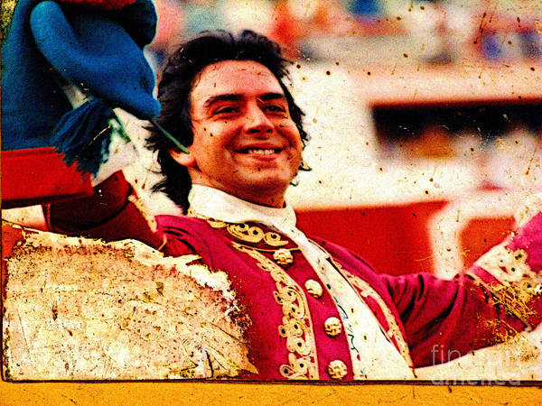 Matador Photograph - Jubilation by Mexicolors Art Photography