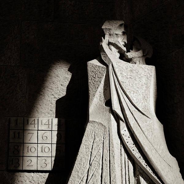 Wall Art - Photograph - Judas Treason by Dave Bowman