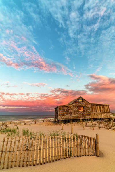 Photograph - Judges Shack Nj Shore II by Susan Candelario