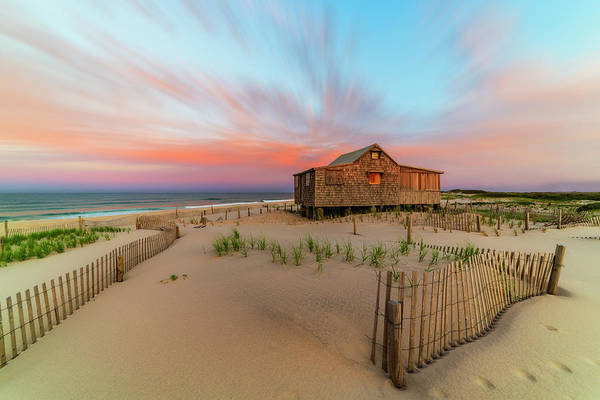 Photograph - Judges Shack Nj Shore by Susan Candelario