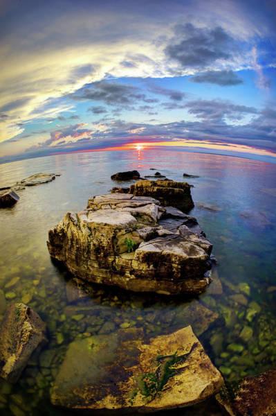 Photograph - Judville Sunset by David Heilman