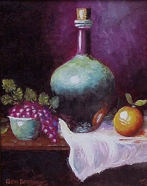 Painting - Jug And Stuff by Gene Gregory