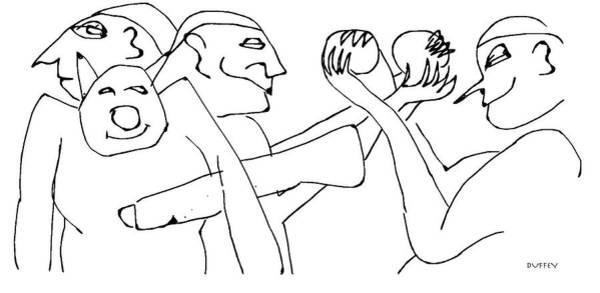 Digital Art - Juggling Osiris by Doug Duffey