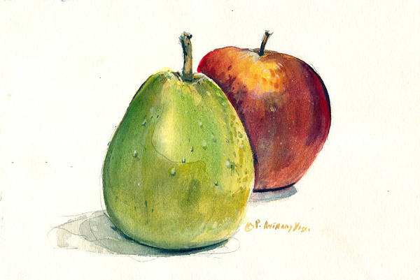 Painting - Juicy Fruit by P Anthony Visco