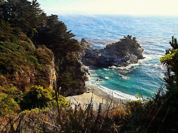 Photograph - Julia Pfieffer State Park - Big Sur by Glenn McCarthy Art and Photography