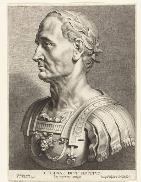 Painting - Julius Caesar by Celestial Images