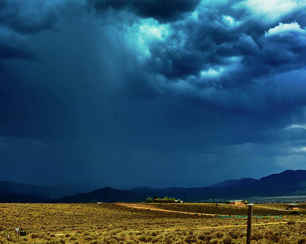 Photograph - July Monsoons by Charles Muhle