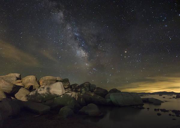 Wall Art - Photograph - July Skies In Tahoe by Jeremy Jensen