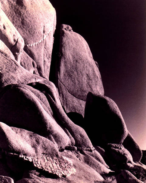 Granite Digital Art - Jumbo Rocks by Timothy Bulone
