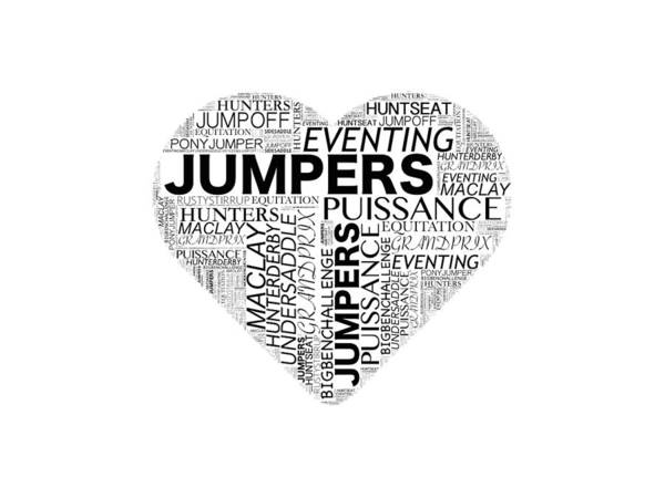 Digital Art - Jumpers Love by Alice Gipson