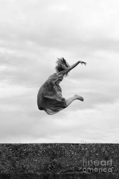 Photograph - Jumping 001 by Clayton Bastiani